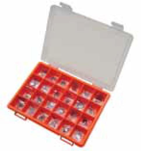 Набор регулировочных шайб 2,3х4,2 тип F00RJ00481  - 00207 / от 1,2 до 1,7 шаг 0,02 / 240 шт