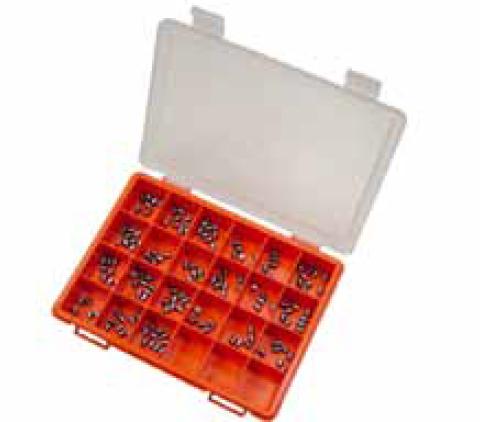 Набор регулировочных бочонков тип F00VC12300  - 12398 / от 8,5 до 8,7 шаг 0,01 / 210 шт