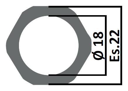 Регулировочная шайба поштучно 18 x 22  тип F00RJ00024  - 076 / от 0,9 до 1,12 шаг 0,01 или 0,004